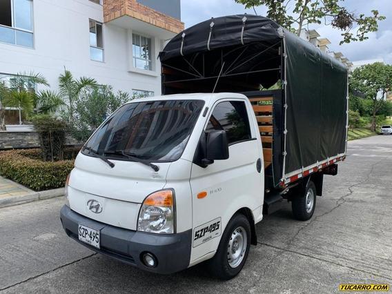 Hyundai H100 Estacas