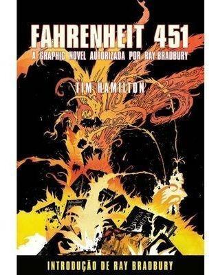 Fahrenheit 451 A Graphic Novel Autorizada Por Ray Bradbury