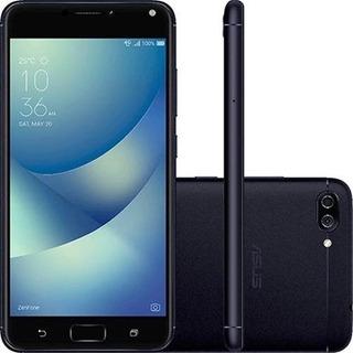 Smartphone Asus Zenfone 4 Max 5.5 32gb 3gb Zc554kl Preto
