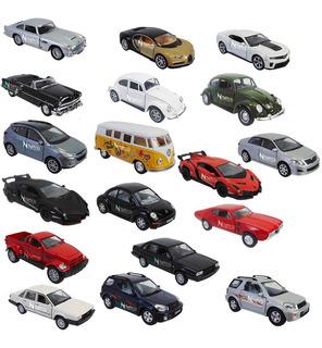 Carrinhos De Fricção Coleção Modelismo Varios Modelos