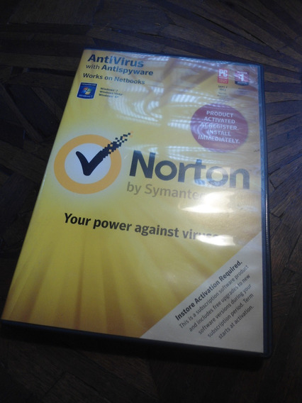 Norton Anti Virus - Original - Com Chave