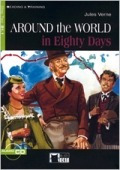 Around The World In Eighty Days + Audio Cd - Readind And Tra