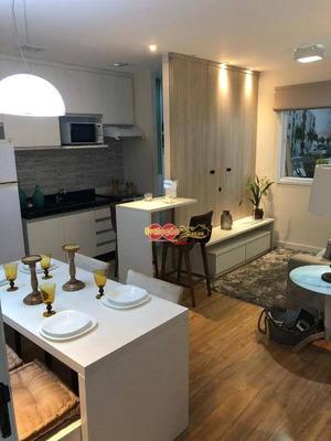 Apartamento - Condomínio Angelo Fattori - Ap1051