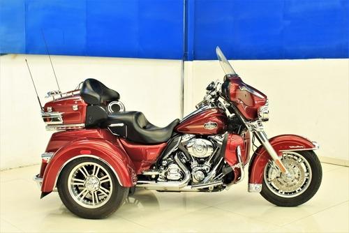 Imagen 1 de 14 de Harley Davidson Tri Glide Ultra Classic 2010