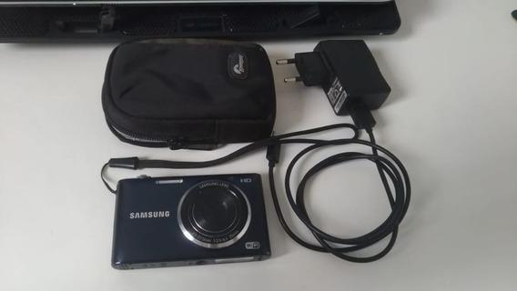 Máquina Fotográfica Digital Samsung St150f Em Ótimo Estado.