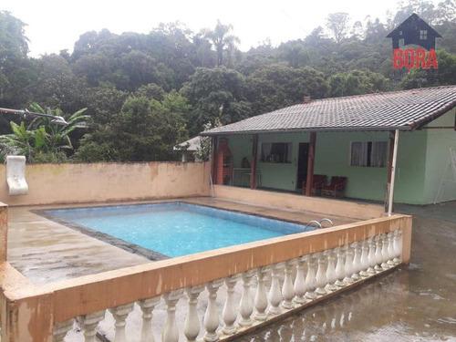 Chácara Residencial À Venda, Jardim Da Serra, Mairiporã. - Ch0114