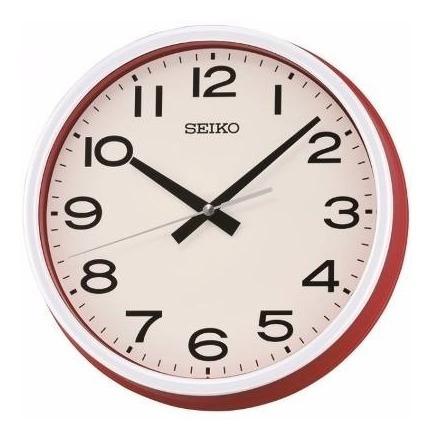 Reloj De Pared Seiko Qxa645r   Original   Envío Gratis