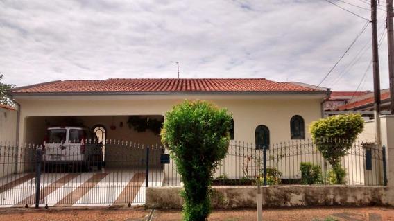 Casa À Venda, 3 Quartos, 4 Vagas, Jardim São Paulo - Americana/sp - 5319