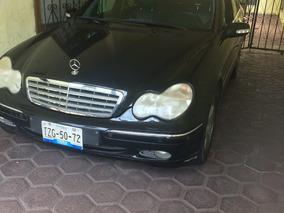 Mercedes Benz Clase C C320