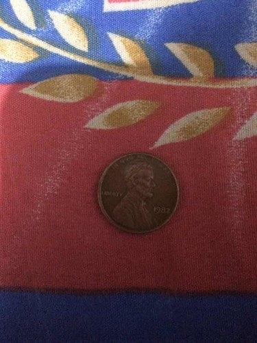 Imagen 1 de 2 de Moneda Penny De 1 Centavo