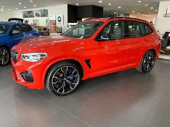 Bmw X3 3.0 Twinpower Gasolina M Competition Steptronic 2020
