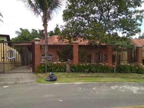 Imagem 1 de 29 de Casa - 3 Dormitórios - Condomínio Chácara Represinha - Bairro Represinha - Cotia Sp - Ch421190v