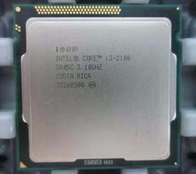 Processador I3 2100 Lga 1155 - Oem