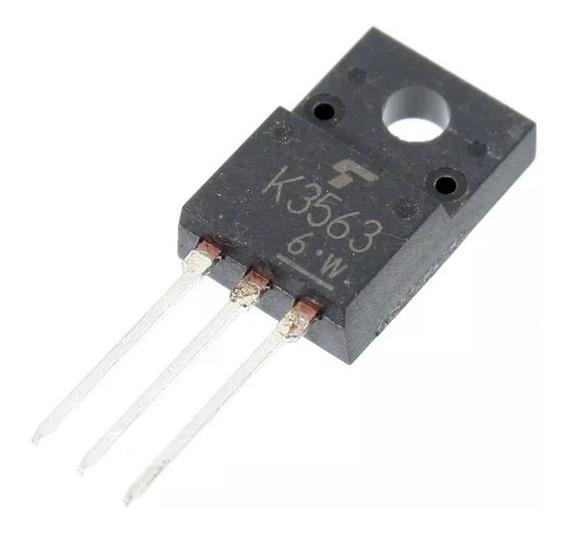 1 - Transistor 2sk3563 * K3563 * Impressoras Hp Laser