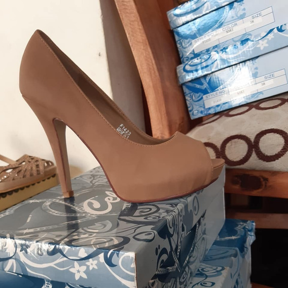 Zapatos Sandalias Mujer Fiesta Matrimonio Graduacion Gala
