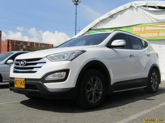 Hyundai Santa Fe Gls 2400cc Aa Ab Abs Mt