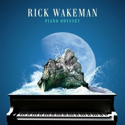 Cd Rick Wakeman Piano Odissey