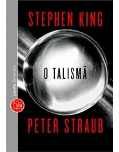 Livro Stephen King O Talismã Peter Straub Novo Lacrado