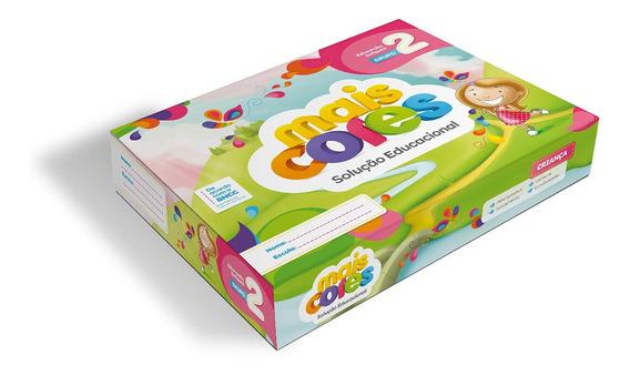 Coleção Mais Cores Educação Infantil Grupo 2 - Ed. Positivo