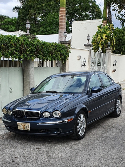 Jaguar X-type 2.5 V6 At 2003