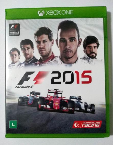 F1 2015 Xbox One Mídia Física