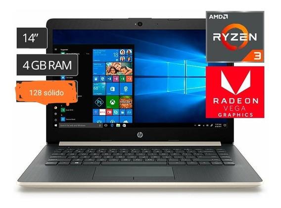 Laptop Hp Amd Ryzen 3 3200u Nueva .