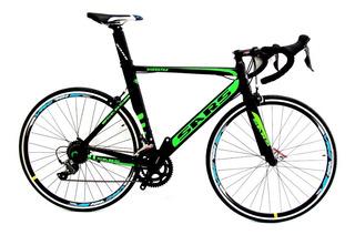 Bicicleta Ruta Sars 16 Velocid Shimano Claris Envio Gratis