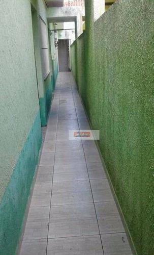 Casa Residencial À Venda, Alves Dias, São Bernardo Do Campo. - Ca0783