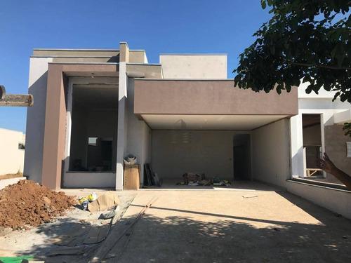 Imagem 1 de 14 de Casa À Venda, 180 M² Por R$ 780.000,00 - Condomínio Campos Do Conde 2 - Paulínia/sp - Ca14865