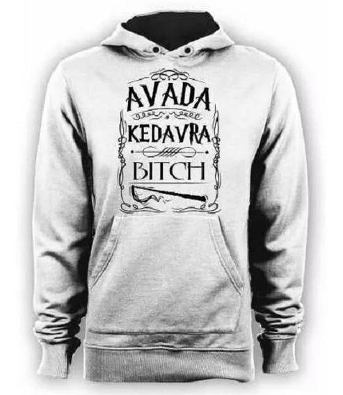 Blusa Avada Kedavra Bitch Harry Potter