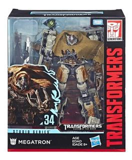 Hasbro Takara Tomy Transformers Studio Series Megatron # 34