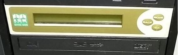 Duplicadora Gravadora Torre Dvds E Cds Filé (frete Gratis)