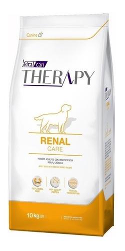 Alimento Vitalcan Therapy Renal Care para perro adulto todos los tamaños sabor mix en bolsa de 10kg
