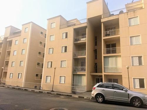 Apartamento Em Granja Viana, Cotia/sp De 52m² 2 Quartos À Venda Por R$ 250.000,00 - Ap963975