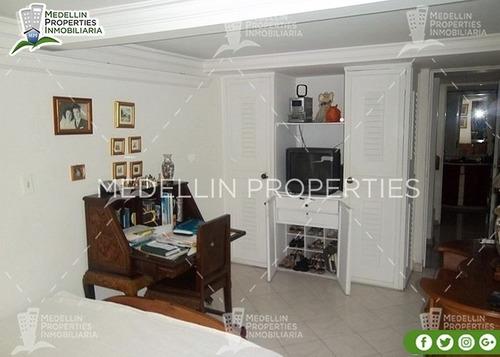 Apartamentos Amoblados Medellin Mensual  Cód: 4622