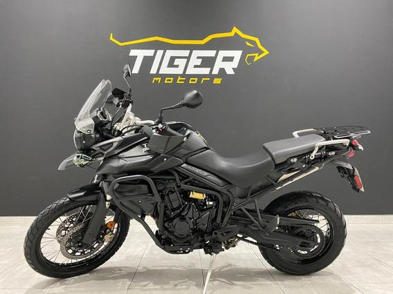 Triumph Tiger 800xc 2014 - 25.000km