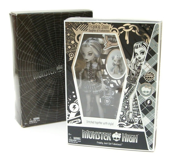 Sdcc 2010 Monster High Frankie - Frete Gratis - Mattel