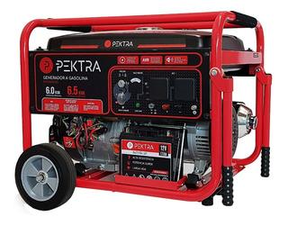 Grupo Electrogeno Generador Electrico 6.5 Kva Sin Interes