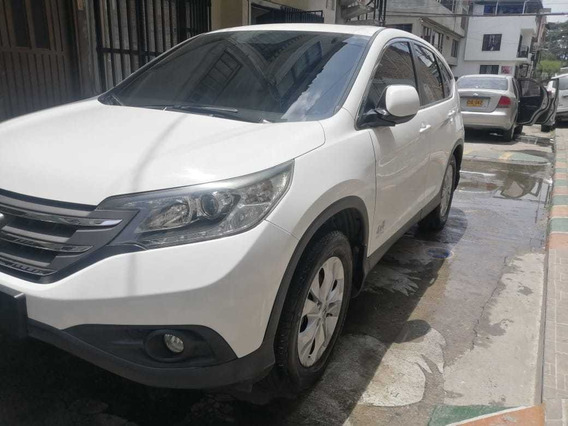 Honda Crv Ex 4x4 - Version Mas Equipada
