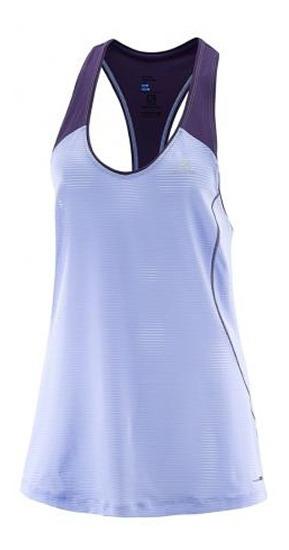 Musculosa Salomon Elevate Tank Tunic Mujer Ea/eg