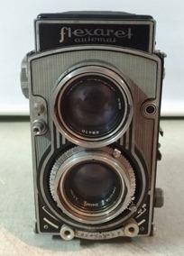 Câmera Fotográfica Flexaret Automat V 1950/1960