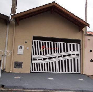 Casa Com 2 Dormitórios À Venda, 60 M² Por R$ 189.000,00 - Jardim Sol Nascente - Piracicaba/sp - Ca0734