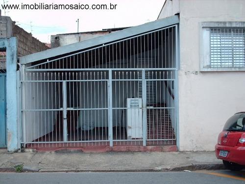 Imagem 1 de 26 de Imóvel Comercial E Residencial No Centro Da Cidade, Com Edícula, Desocupada,  02 Dormitórios, 01 Vaga De Garagem - 92660 - 4491772