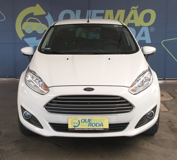Ford - Fiesta Se - Motor 1.6 - Ano 2015