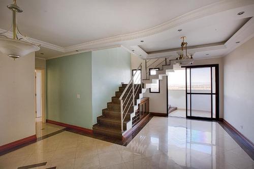 Apartamento De Cobertura Na Avenida Cidade Jardim - Apc-1832