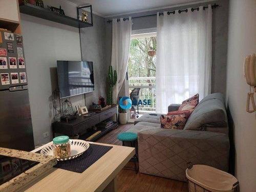 Studio À Venda, 43 M² Por R$ 340.000,00 - Panamby - São Paulo/sp - St0037
