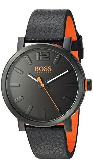 Hugo Boss Bilbao - Reloj De Pulsera, Cuarzo, Acero Inoxidab