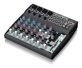 Mixer Behringer Xenyx 1202 Fx Consola Con Efectos Cuotas