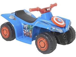 Motoneta Eléctrica Avengers 6v Nueva Americana