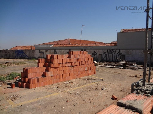 Terreno Comercial À Venda, Paulicéia, Piracicaba. - Te0260